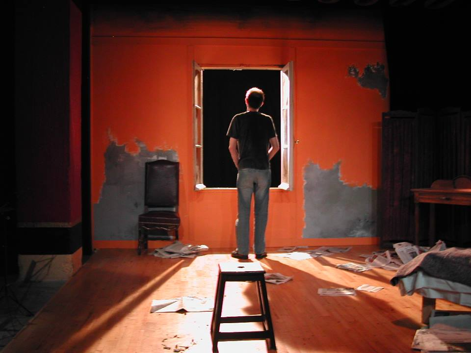 La disparition, de Dan Vimard (2004)