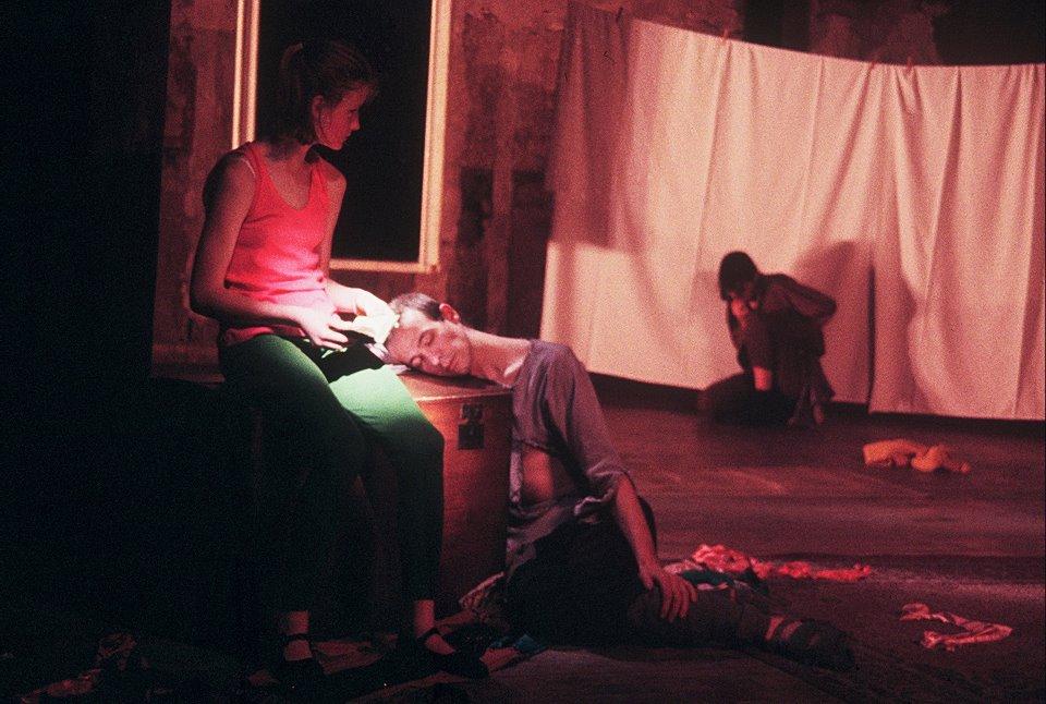 Les sans terre, de Dan Vimard (1995)
