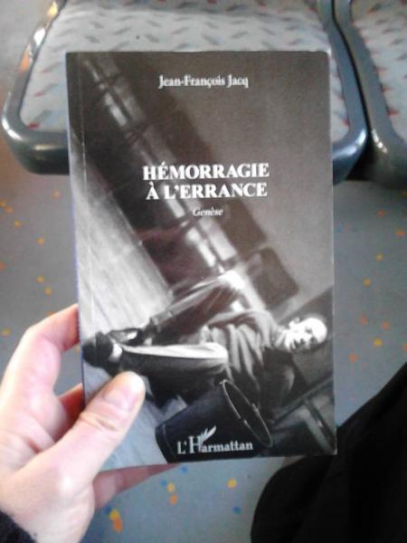 Jean francois jacq hemorragie a l errance